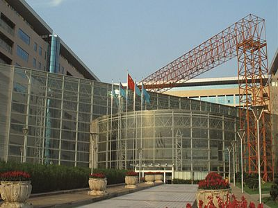 Tempered Glass Curtain Wall