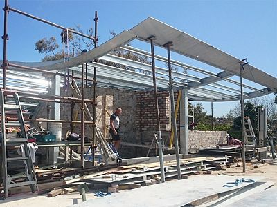 澳大利亚澳大利亚钢结构别墅