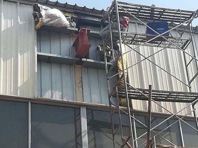 徐州巴特钢结构厂房