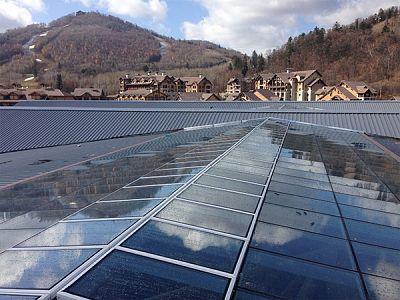 Hefei Wanda Daylighting Roof